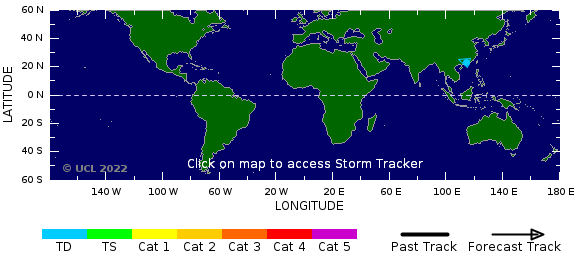 Tropical Storm Risk (TSR) for long-range forecasts of hurricane ...