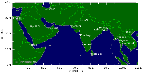 suivi cyclones ocean indien nord